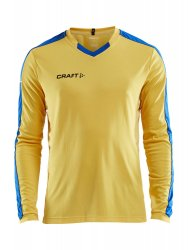 Progress Jersey Contrast LS Men 1906887