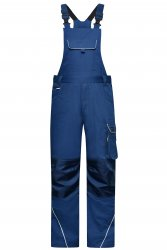 JN 879 Workwear Funktionelle Latzhose - SOLID-