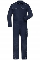 JN 887 Work Overall  -SOLID -