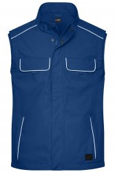 JN 881 Workwear Softshell Light Vest - SOLID -