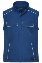 JN 883 Workwear Softshell Vest -SOLID-
