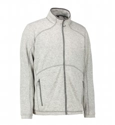 ID 0847/48 Zip'n'Mix Melange Fleece Herren/Damen