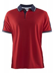 Noble Polo Pique Shirt Männer